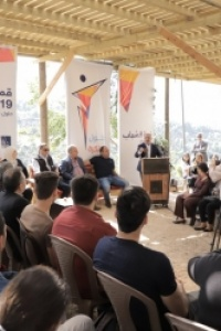 Palestinian youth call for replicating the experience of the Cooperative Youth Village in the Jordan Valley and Area C to confront settlement activity