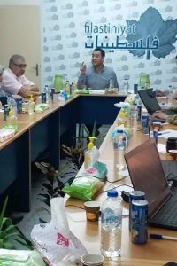 AMAN and Roya Association for Development Abilities conclude a series of awareness raising sessions on action against corruption in the midst of COVID-19
