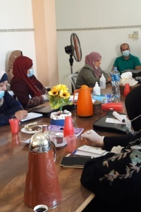 Targeting women, AMAN and MIFTAH hold an awareness raising event on systems of accountability, concepts of integrity, and fight against corruption in Tulkarem
