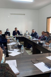 Government bodies and stakeholders in Gaza: efforts must be united to apply and disseminate safety measures effective in the West Bank