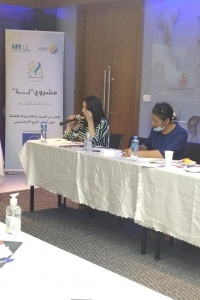 AMAN discusses the terms of reference of Women against Corruption Network