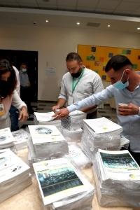صور مؤتمر أمان السنوي للعام 2021: التجربة الفلسطينية في نزاهة الحكم ومكافحة الفساد السياسي