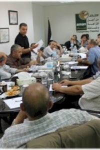 أمان وممثلي المنظمات الأهلية بصدد اعداد اقتراح نظام خاص للعاملين في العمل الأهلي