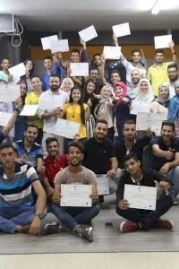 مدرسة النزاهة الاولى في فلسطين