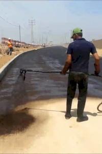 شبهة الفساد في تطوير شوارع قطاع غزة