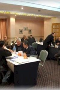أمان تعقد ورشة تدريبية لرؤساء المجالس المحلية في محافظة القدس  المشاركون يجمعون على الانفتاح على الجمهور وتفعيل دور جهات الرقابة الداخلية وإيجاد اداة لقياس اداء الهيئات المحلية
