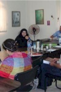 ائتلاف امان ينفذ لقاءين لتوعية وتعريف الشركاء بمنظومة الفساد وطرق مكافحته