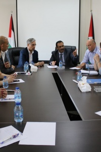 AMAN and Palestinian Anti-Corruption Commission agree to unite anti-corruption efforts