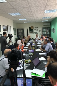 علاوة المخاطرة في الوظيفة العمومية وعدالة تطبيقها: ائتلاف أمان يعقد جلسة لنقاش تقرير حولها