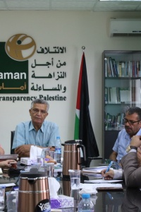 Regime Corruption Grows as big as the Available Space be.. AMAN and MADAR Hold a Seminar on Politics, Capital, and Corruption in Israel