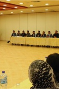 Workshop in Ramallah on code of conduct for Judicial Authority personnel