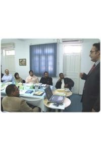 أمان تعقد ورشة تدريبية للجان مساندة  الهيئات المحلية  حول جمع وتحليل المعلومات فيما يختص بتقديم الخدمات للجمهور