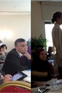 ندوة دولية لتعزيز النزاهة ومكافحة الفساد في فلسطين