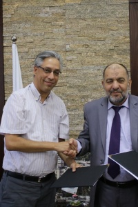 AMAN and Hebron Municipality sign a cooperation agreement to promote integrity and transparency in municipal operations
