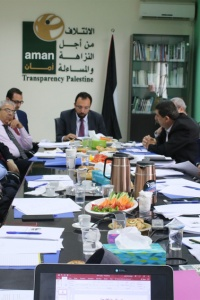 تجديد رئاسة عبد القادر الحسيني لولاية جديدة لمجلس إدارة ائتلاف أمان