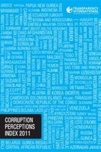 مؤشر مدركات الفساد 2011