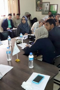 Pledge to Publish Standards for Receiving Medical Treatment Abroad: Session Conducted by AMAN's Office in Gaza