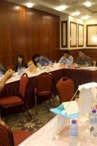 دورة لإدارة الاجتماعات وتيسير ورش العمل