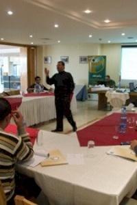 الدورة الأولى من نوعها  إعداد صحفيين استقصائيين في المجال الاقتصادي المحلي