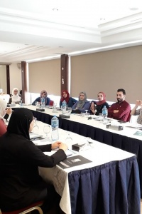 Filastiniyat and AMAN conclude a training session on investigative reporting