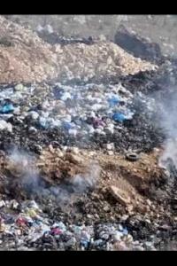 مكب الصيرفي والمياه العادمة تقتل شرق نابلس ولا حلول للمشكلة سوى وعود متكررة من البلدية