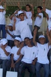 بالشراكة مع أمان إطلاق مشروع نادي النزاهة لأطفال مخيم شعفاط وسط القدس