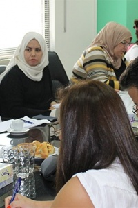 Anti-corruption role of Palestinian women discussed in an assessment paper