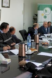 أمان تعقد جلسة نقاش حول تنظيم قطاع المحروقات في فلسطين