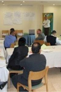 """أمان تعقد دورة تدريبية للهيئات المحلية في أريحا  بعنوان """"تعزيز منظومة النزاهة في بيئة عمل الهيئات المحلية"""""""