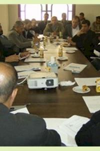 مرة منذ أكثر من عشر سنوات : الضمير وائتلاف أمان ينجحان في تنظيم لقاء مشترك لمجالس أمناء الجامعات الفلسطينية في قطاع غزة
