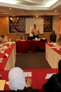 وزارة التربية والتعليم ومؤسسة أمان يختتمان ورشة التوعية على مكافحة الفساد