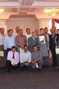 أمان تعقد دورة تدريبية حول نظام التدقيق المالي الداخلي رقم 11 لعام 2011