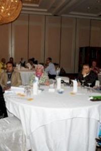 أمان تؤهل مجموعة من المدربين والمدربات للتدريب في مجال مكافحة الفساد