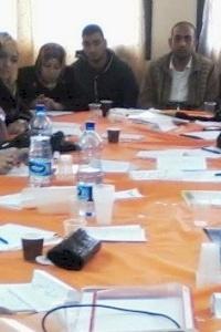 قلقيلية: ورشة عمل تناقش دور الإعلاميين في مكافحة الفساد