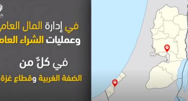 الشراء العام في قطاع غزة