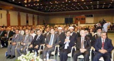 بمشاركة وفد من السلطة الوطنية الفلسطينية رئيس الوزراء الاردني يرعى حفل تفعيل مدونة السلوك الوظيفي