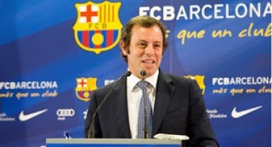 Barcelona President Faces Fraud Accusations from Brazil