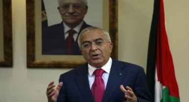 Palestinian Authority Freezes Assets of Former PM