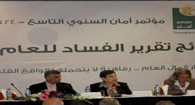 PALESTINIAN WATCHDOG: CORRUPTION CONTINUES