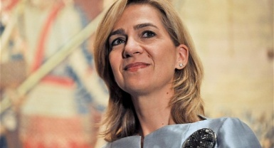 Corruption charges against Spanish princess suspended