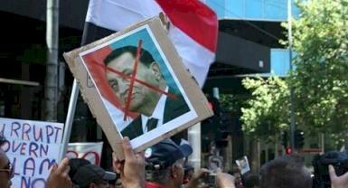 القاضي: مبارك أطلق لنفسه ولنجليه العنان واختلسوا المال العام