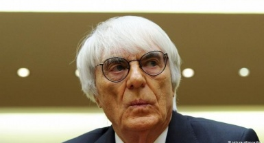 Formula 1 boss Bernie Ecclestone charged in $44 million bribery case in Germany