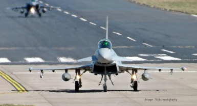 Transparency International UK calls on UK authorities to learn lessons from the past in new Eurofighter Typhoon deal with Saudi Arabia