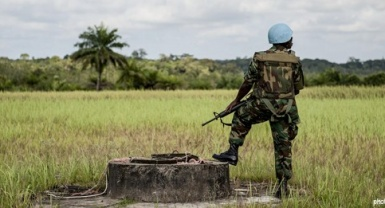 Corruption threatens peacekeeping success