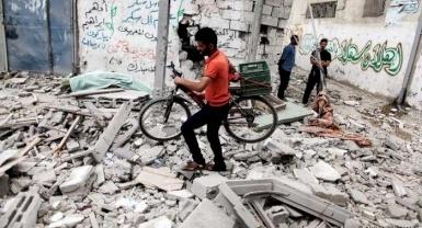 The Guardian: Corruption and siege hamper Gaza reconstruction efforts