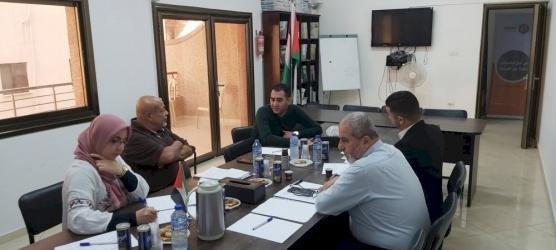 أمان يوصي بضرورة تحصين بيئة النزاهة والشفافية والمساءلة لسلطة الأراضي في قطاع غزة