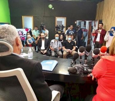 إطلاق الائتلاف المدني لحماية حرية التعبير والحقوق الرقمية في فلسطين