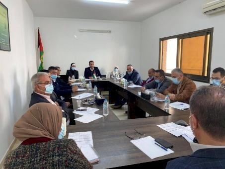 الجهات الرسمية وأصحاب المصلحة في غزة: يجب توحيد العمل وفق اجراءات السلامة المعمول بها في الضفة الغربية ونشرها