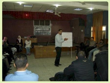 أمان ينهي تنفيذ عدد من اللقاءات لدمج الشباب بالحملة الوطنية لمناصرة اتفاقية الأمم المتحدة لمكافحة الفساد في قطاع غزة