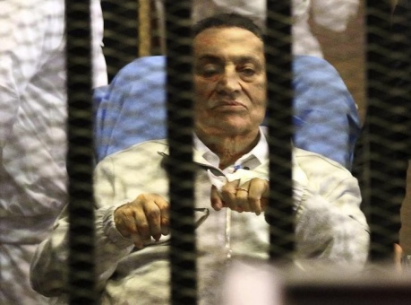 Egypt court approves Mubarak appeal for release pending corruption trial